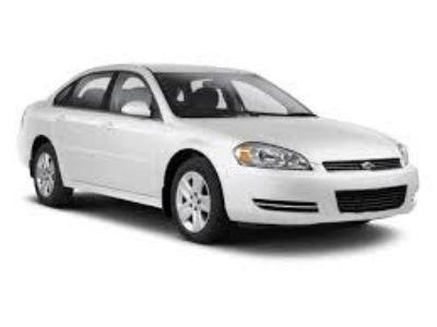 2013 Chevrolet Impala LS Fleet (White)