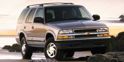 2000 Chevrolet Blazer Base (Summit White)