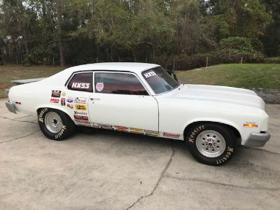 1974 Chevrolet Nova Drag Car