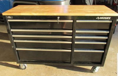Iso any name brand tool chest cabinet