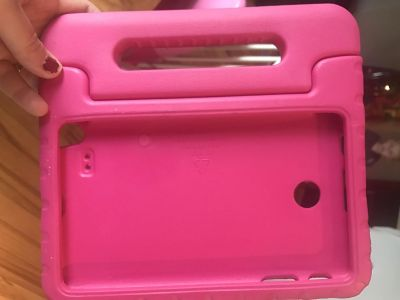 Childproof tablet case