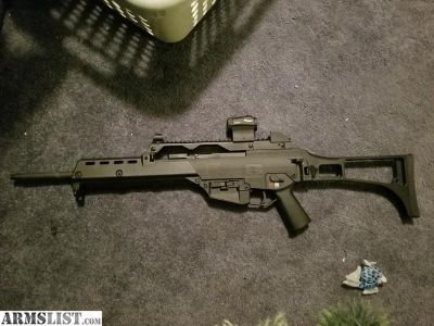 For Sale/Trade: HK G36 .22