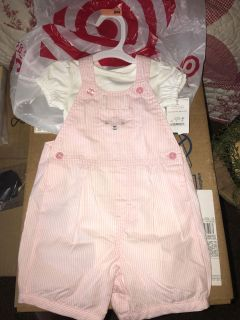 NWT 9mo Bunny Outfit