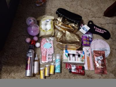 New beauty lot