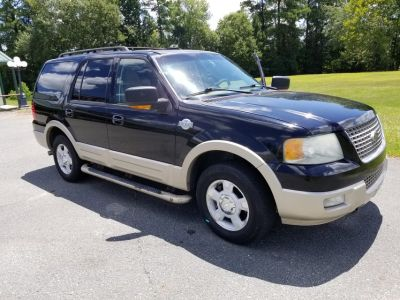 2006 Ford Expedition King Ranch, 5.4 liter