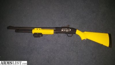 For Sale: Taser x12 shotgun