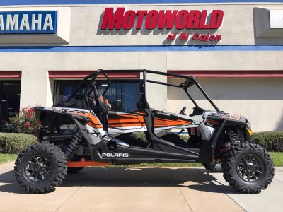 2018 Polaris RZR XP 4 Turbo EPS Sport-Utility Utility Vehicles EL Cajon, CA