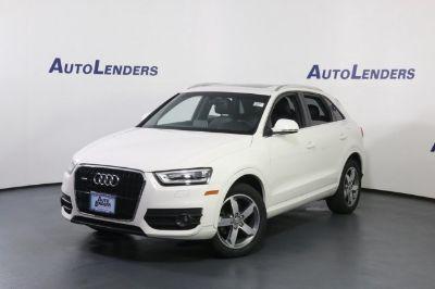 2015 Audi Q3 2.0T Premium Plus (White)