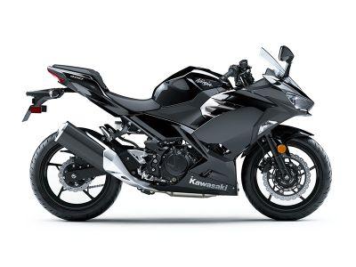 2018 Kawasaki Ninja 400 Sport Motorcycles Barre, MA