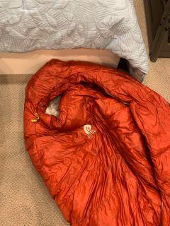 Sierra Designs Cloud 800 20deg sleeping bag