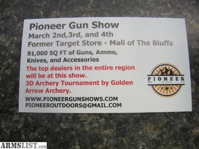 For Sale: GUN SHOW TRANSFERS