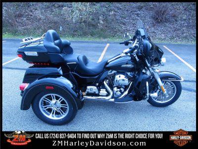 2016 Harley-Davidson Tri Glide Ultra 3 Wheel Motorcycle Greensburg, PA