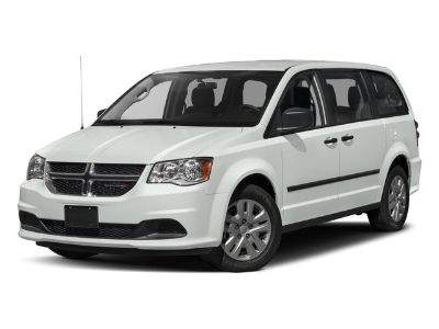 2017 Dodge Grand Caravan SE (White Knuckle Clearcoat)