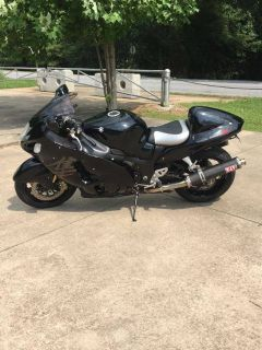 2007 Suzuki GSXR1300R HYABUSA SuperSport Motorcycles Fayetteville, GA