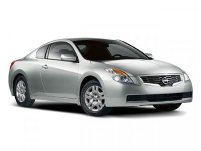 2009 Nissan Altima 2.5 S (Super Black)