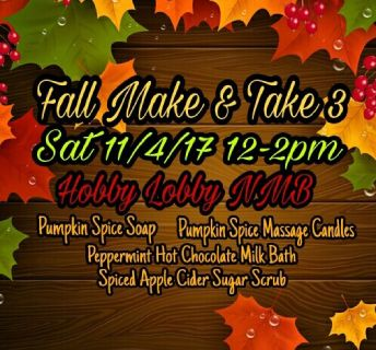 Fall Make & Take