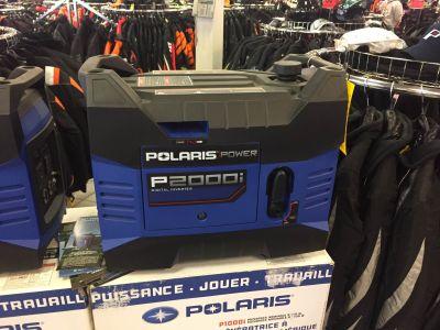 2013 Polaris P2000i GENERATOR Residential Kaukauna, WI