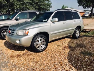 2005 Toyota Highlander Base (Silver)