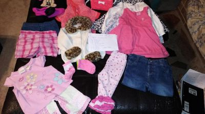 18 month little girls clothes