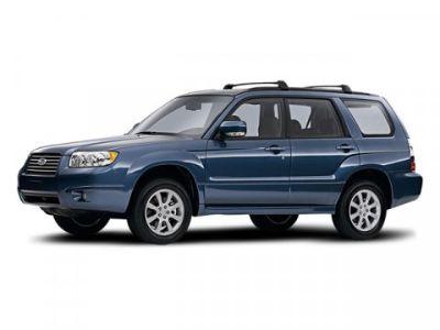 2008 Subaru Forester XS L.L.Bean Edition (Dark Gray Metallic)
