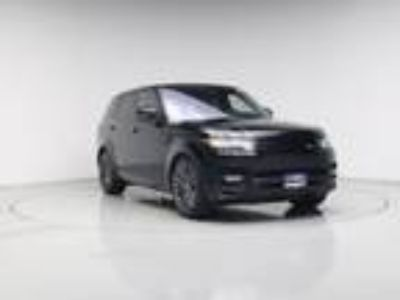 2016 Land Rover Range Rover Sport HST Limited Edition