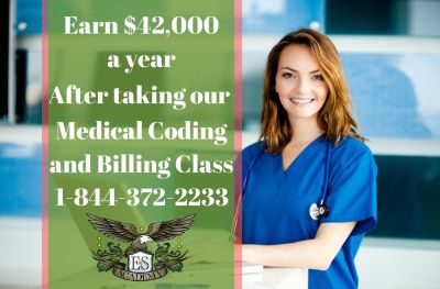 Medical Coding and Billing classes available!