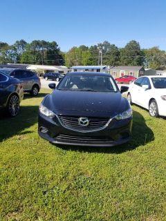 2016 Mazda Mazda6 I Touring ()