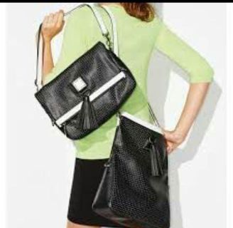Cut out for a convertible bag