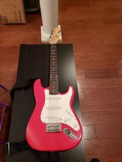 Squier Mini By Fender Electric Guitar!
