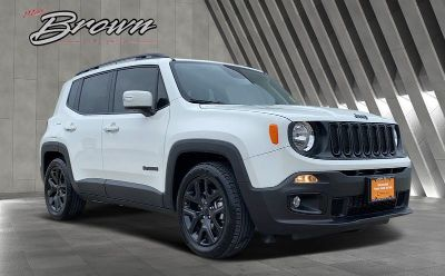 2018 Jeep Renegade ALTITUDE 4X2 (Alpine White)