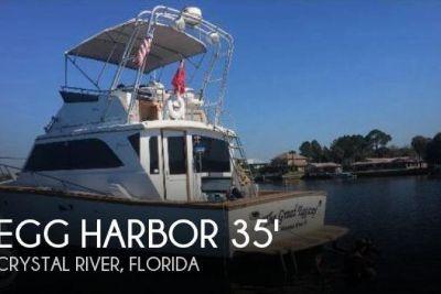 1984 Egg Harbor 35 Sport fish