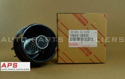 Find GENUINE TOYOTA OIL FILTER CAM ASSY CAMRY SIENNA 15620-36020 motorcycle in Canton, Michigan, United States, for US $31.11