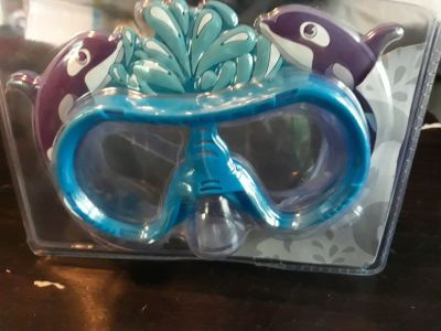 Aqua leisure goggles