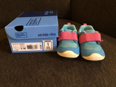 Used condition Stride Ride sneakers