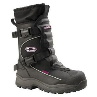 Purchase Castle Ladies Barrier Buckle Style Waterproof Insulated Snowmobile Riding Boot motorcycle in Golden, Colorado, United States, for US $169.99