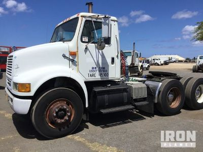 1997 International 8100 T/A Day Cab Truck Tractor