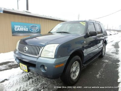 2002 Mercury Mountaineer 4dr 114