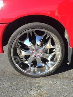 26 Phino Rims with Tires