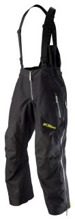Find 2013 Klim Men's Extreme Snowmobile Bib Gore Tex Pant Black 2XL Tall motorcycle in Ashton, Illinois, US, for US $359.99