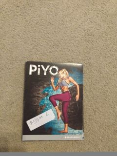 Piyo Beachbody workout DVDs