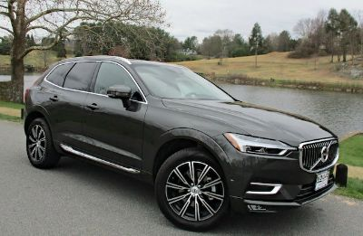 2018 Volvo XC60 T5 Inscription (Pine Grey)