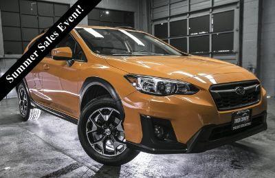 2018 Subaru Crosstrek (Sunshine Orange)