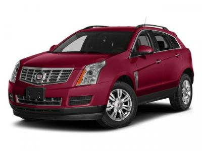2013 Cadillac SRX Luxury Collection (Black Raven)