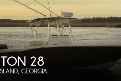 2009 Triton 28