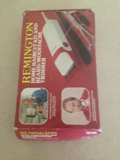 Remington home hair cut tools and trimmer