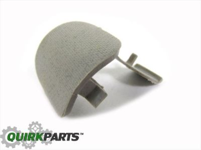 Buy 05-10 JEEP GRAND CHEROKEE INTERIOR WINDSHIELD RIGHT A PILLAR TRIM PLUG NEW MOPAR motorcycle in Braintree, Massachusetts, United States, for US $16.00