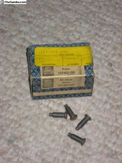 NOS Hood Spring Support Pins