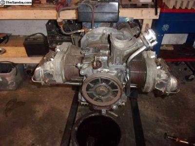vw bus or bug motor 1600cc AS41
