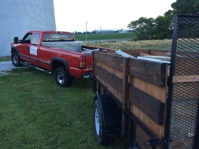 Junk & Debris Removal Services