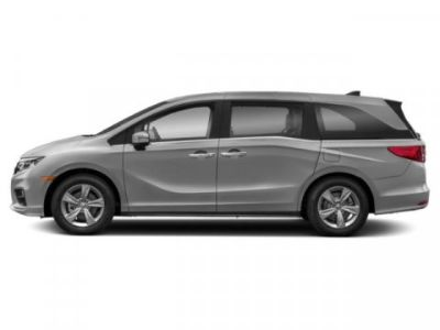 2019 Honda Odyssey EX-L with Navigation with Rear (Lunar Silver Metallic)